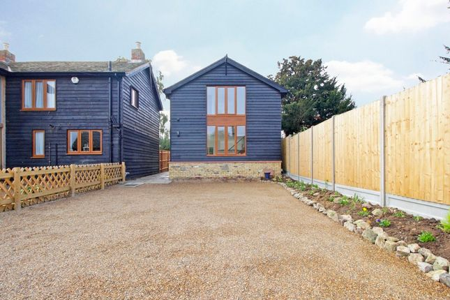 Thumbnail Detached house for sale in Red Street, Southfleet, Gravesend