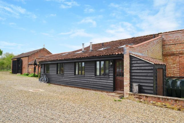 Thumbnail Barn conversion to rent in Houghton Lane, North Pickenham, Swaffham