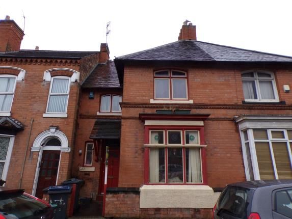 Thumbnail Terraced house for sale in Mason Road, Birmingham, West Midlands