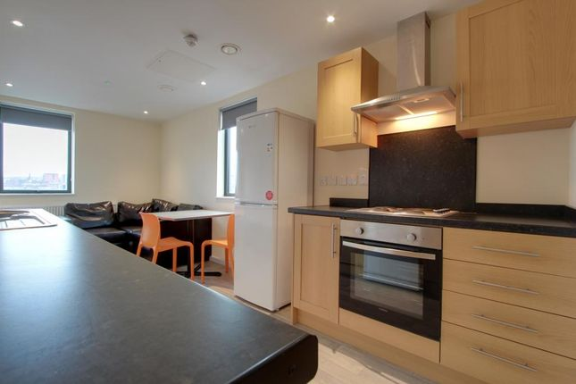 Thumbnail Flat to rent in Cross Bedford Street, Sheffield