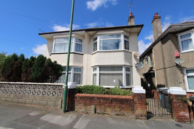 Thumbnail Semi-detached house to rent in Abbott Road, Bournemouth