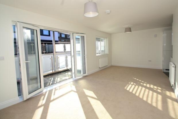 Thumbnail Flat to rent in Fullerton Road, Croydon