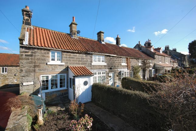 Thumbnail Cottage for sale in Coach Road, Sleights