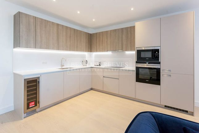 Thumbnail Flat to rent in The Avenue, Kensal Rise