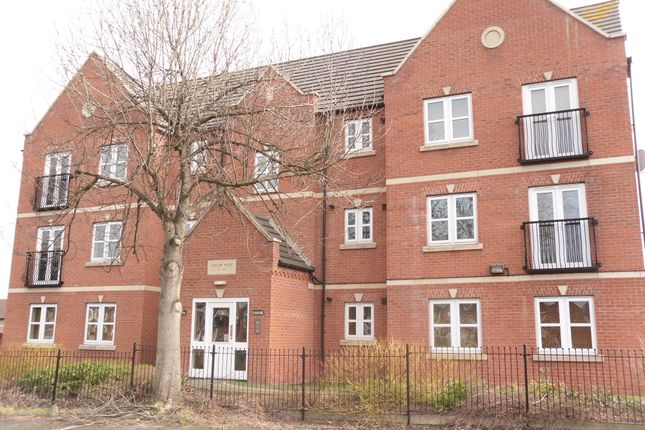 Thumbnail Flat to rent in Collum House, Ashby