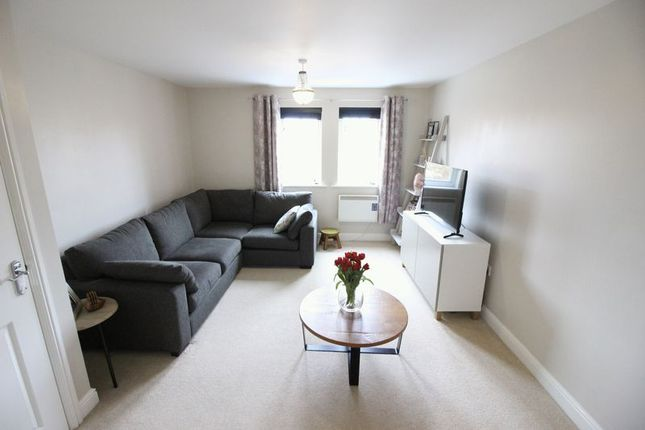 Thumbnail Flat for sale in Doulton Court, Baddeley Green, Staffordshire