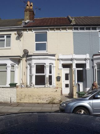 Thumbnail Property to rent in Suffolk Road, Southsea