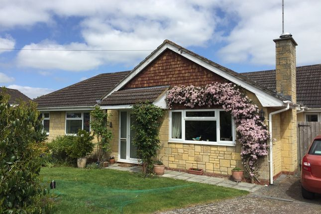 Thumbnail Detached bungalow for sale in St Johns Close, Donhead St. Mary, Shaftesbury