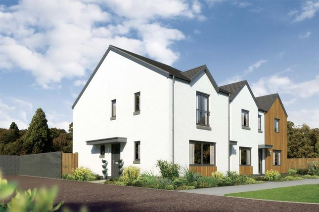 "Thumbnail Semi-detached house for sale in ""Belvoir"" at Whitehills Gardens, Cove, Aberdeen"