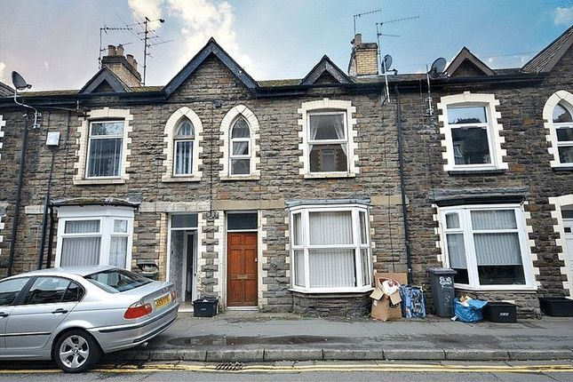 Thumbnail Terraced house to rent in Osborne Road, Pontypool