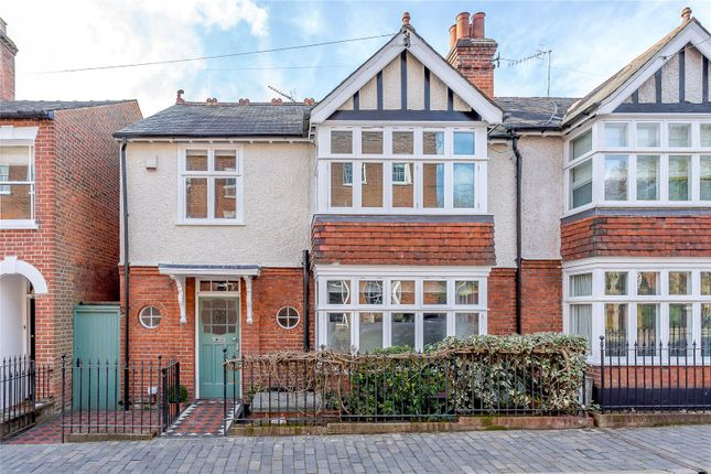 Thumbnail Semi-detached house for sale in College Street, St. Albans, Hertfordshire