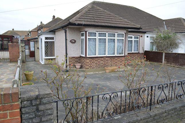 Thumbnail Bungalow to rent in Ford Lane, Rainham
