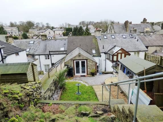 Thumbnail Terraced house for sale in Church Street, Tideswell, Derbyshire