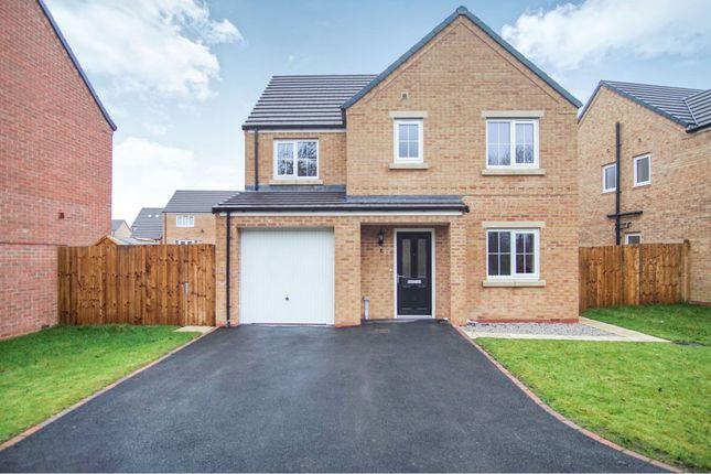 Thumbnail Detached house for sale in Carlisle Walk, Catterick Garrison
