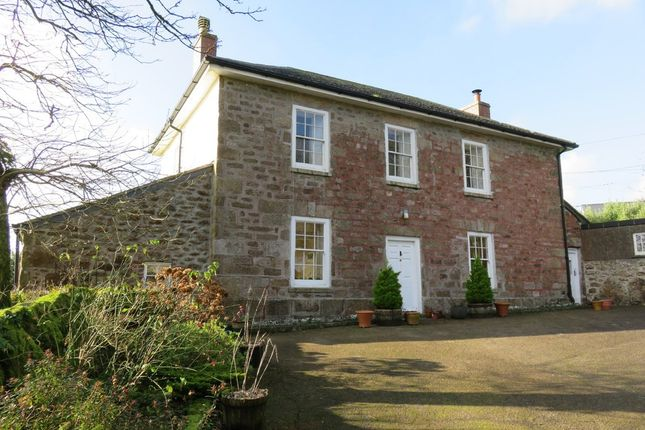 Thumbnail Detached house for sale in Sancreed, Penzance