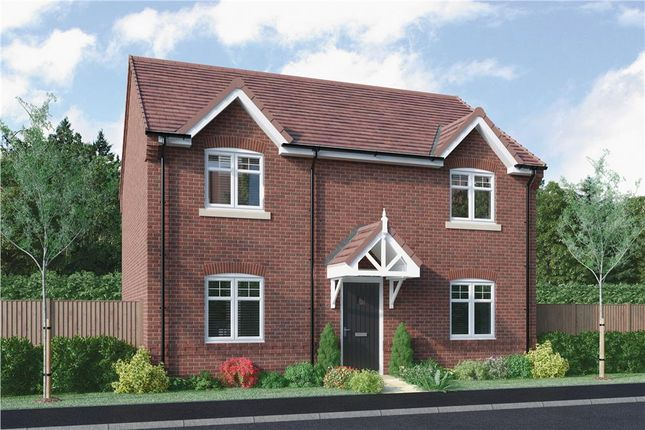 "Thumbnail Detached house for sale in ""Drayton"" at Lowbrook Lane, Tidbury Green, Solihull"