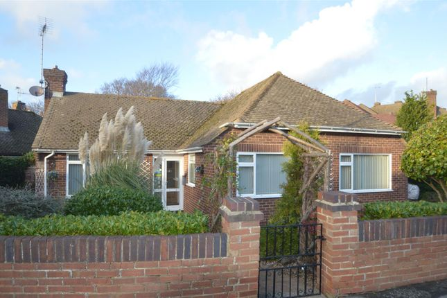 Thumbnail Detached bungalow for sale in St. Peters Crescent, Bexhill-On-Sea