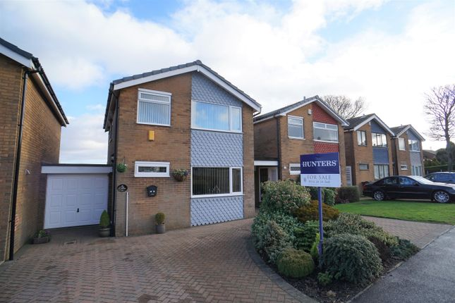 Thumbnail Detached house for sale in Top Road, Worrall, Sheffield