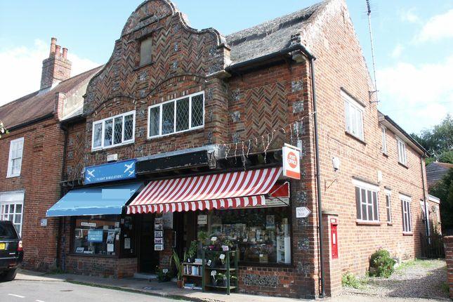 Thumbnail Retail premises for sale in Lower Street, Horning