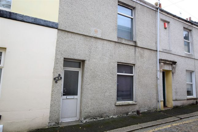 Thumbnail 4 bed terraced house for sale in Guildford Street, City Centre, Plymouth
