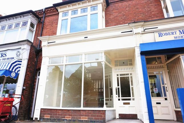 Thumbnail Flat for sale in Mary Vale Road, Bournville, Birmingham