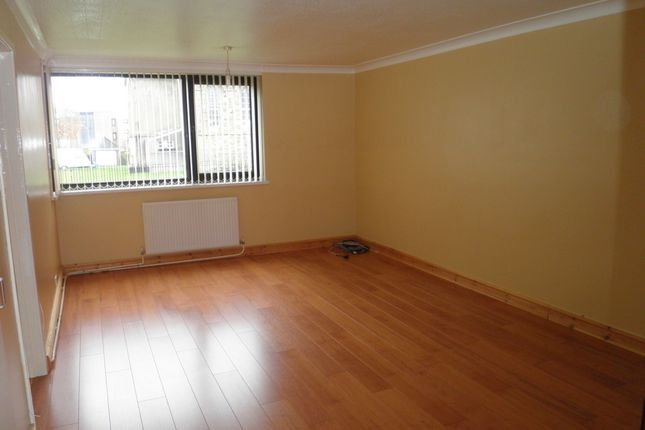 Thumbnail Flat to rent in St Georges Court, Tredegar