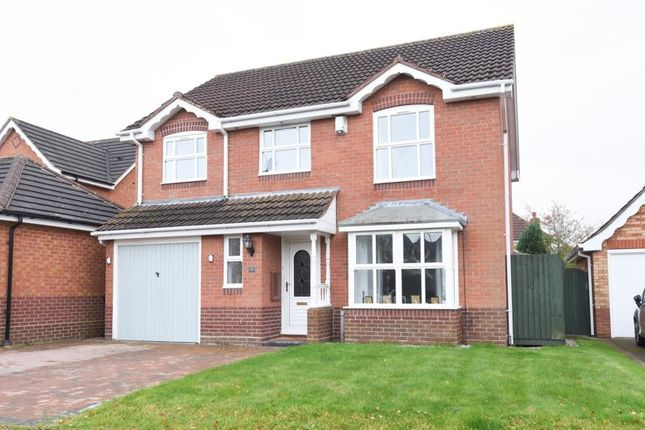 Thumbnail Detached house for sale in Swale Road, Walmley, Sutton Coldfield