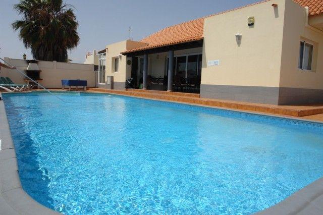 Thumbnail Villa for sale in Spain, Fuerteventura, La Oliva, Corralejo