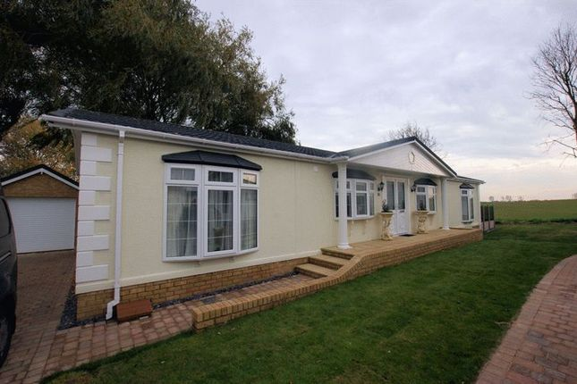 Thumbnail Mobile/park home for sale in Magnolia Walk, Reculver, Herne Bay