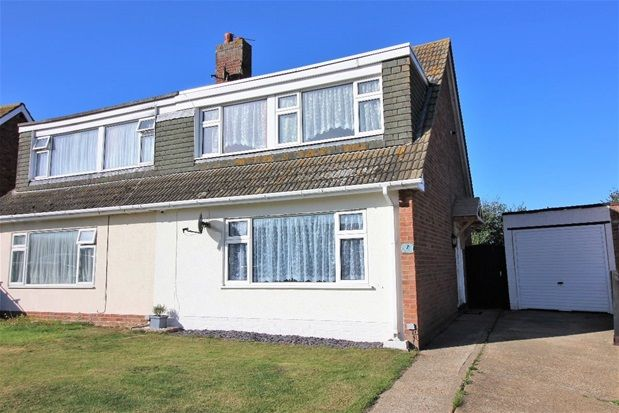 Thumbnail Semi-detached house for sale in Pickers Way, Holland On Sea, Clacton On Sea
