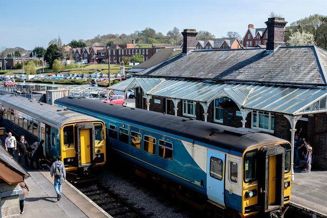 Llandrindod Train Station