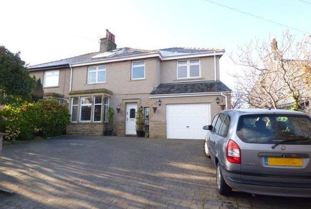 Thumbnail Semi-detached house for sale in Thorpe Avenue, Torrisholme, Lancashire
