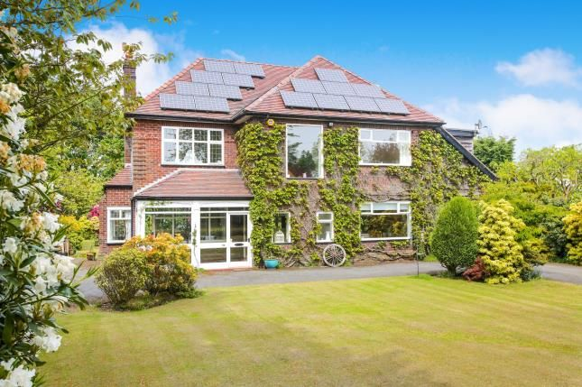 Thumbnail Detached house for sale in Jacksons Edge Road, Disley, Stockport, Cheshire