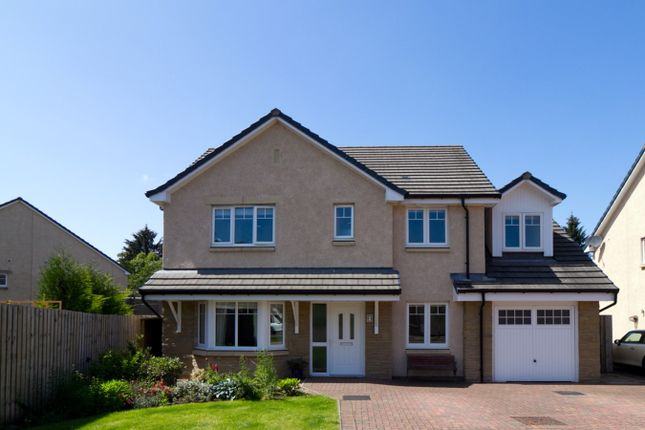 Thumbnail Detached house for sale in Glassingall Road, Dunblane