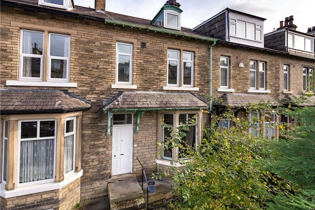 Thumbnail Terraced house for sale in Wellington Crescent, Shipley, West Yorkshire