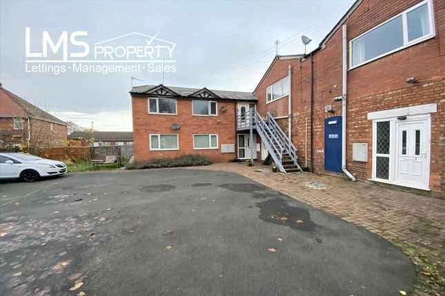 Thumbnail Flat to rent in Four Lanes Court, Over Square, Winsford