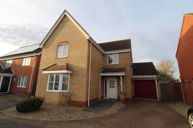 4 bed detached house for sale in Seafields Drive, Hopton, Great Yarmouth NR31