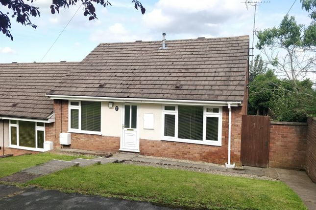 2 bed bungalow to rent in Sutton Close, Brereton, Rugeley WS15