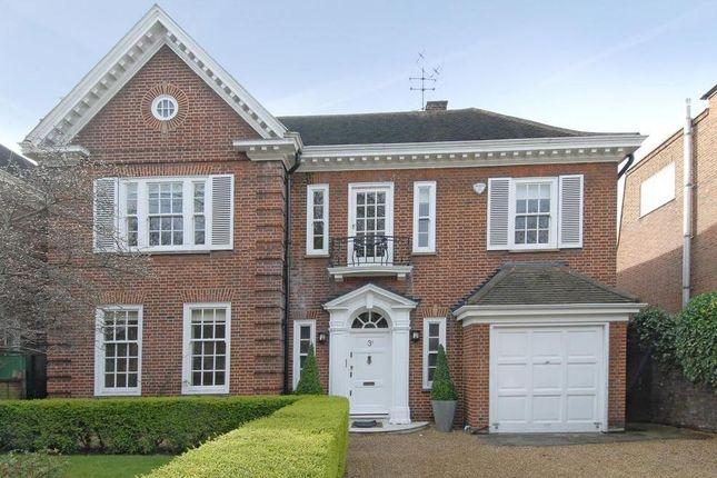 Thumbnail Detached house to rent in Loudoun Road, London