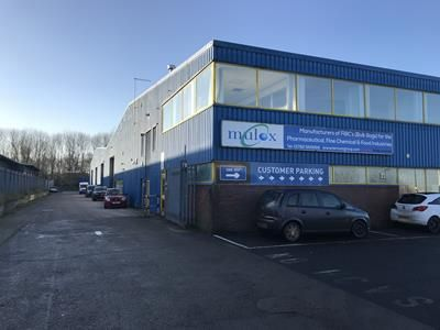 Thumbnail Light industrial to let in Warehouse Unit, Whittle Road, Meir, Stoke On Trent, Staffordshire