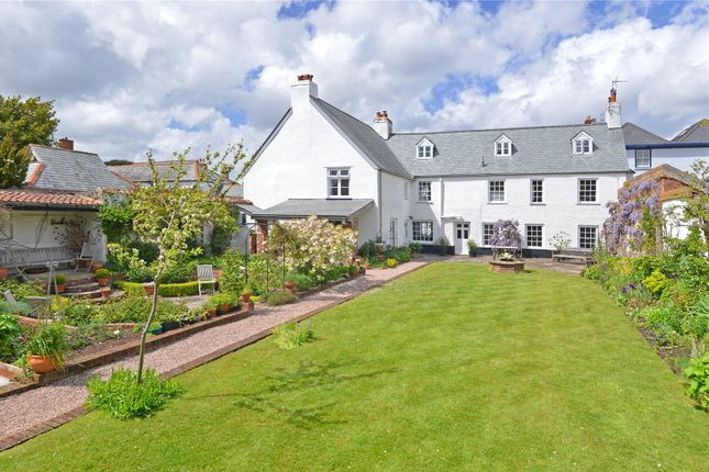 5 bed detached house for sale in Lower Shapter Street, Topsham, Exeter EX3