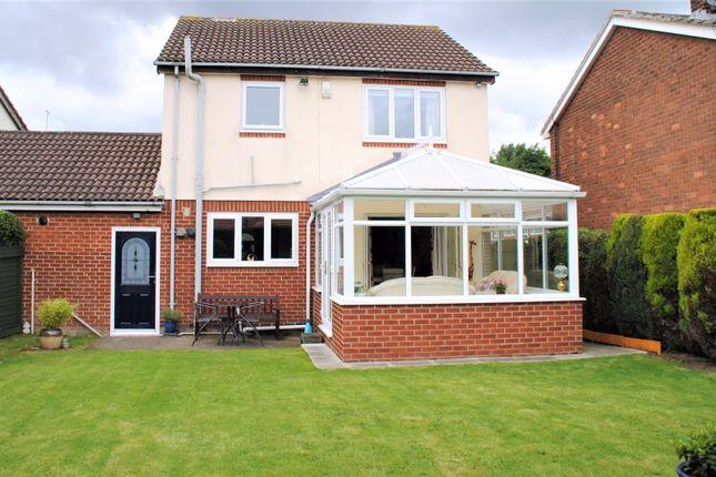 Thumbnail Detached house for sale in Sherburn Grange North, Jarrow