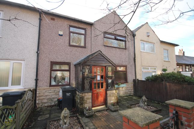 Thumbnail Town house for sale in Oak Avenue, Todmorden