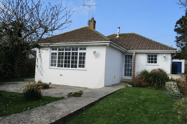 Thumbnail Bungalow for sale in Rice Lane, Gorran Haven, St. Austell