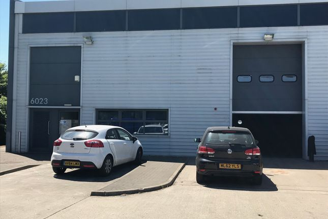 Thumbnail Warehouse to let in Taylors End, Stansted Airport