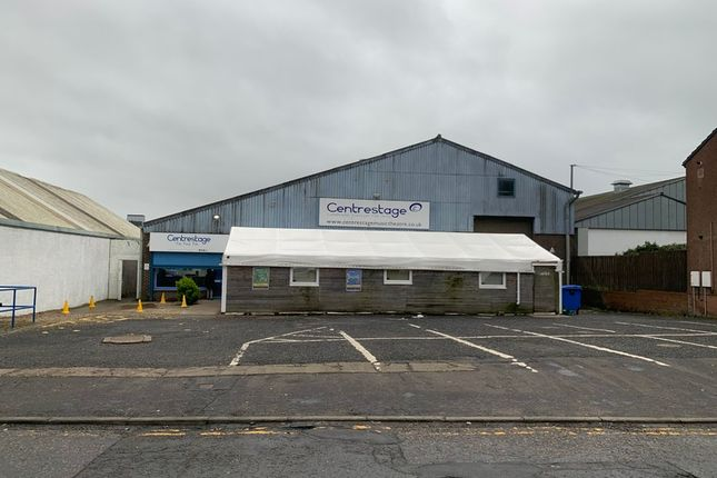 Thumbnail Industrial to let in James Little Street, Kilmarnock