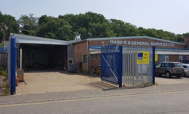 Thumbnail Light industrial to let in 7 Allens Lane, Hamworthy, Poole, Dorset