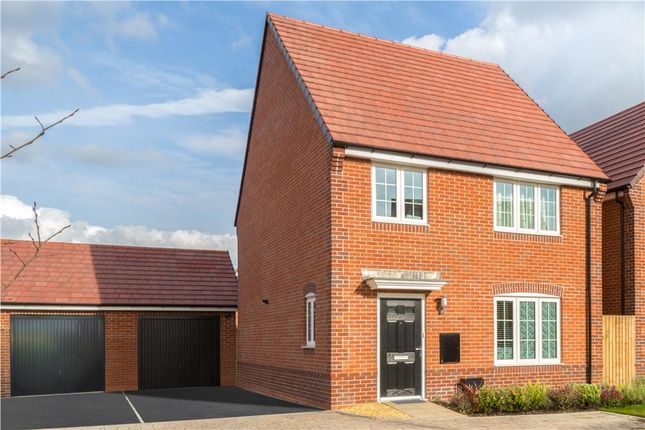 "Thumbnail Detached house for sale in ""Jasmine"" at Didcot"