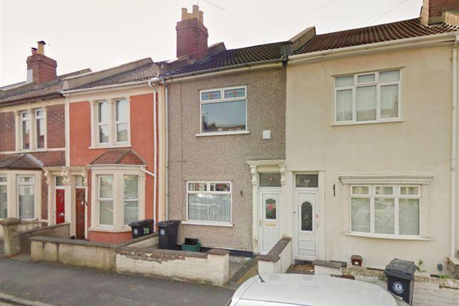 Thumbnail Terraced house to rent in Garnet Street, Bedminster, Bristol