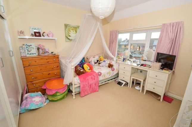Bedroom of Grangeway Road, Wigston, Leicester, Leicestershire LE18